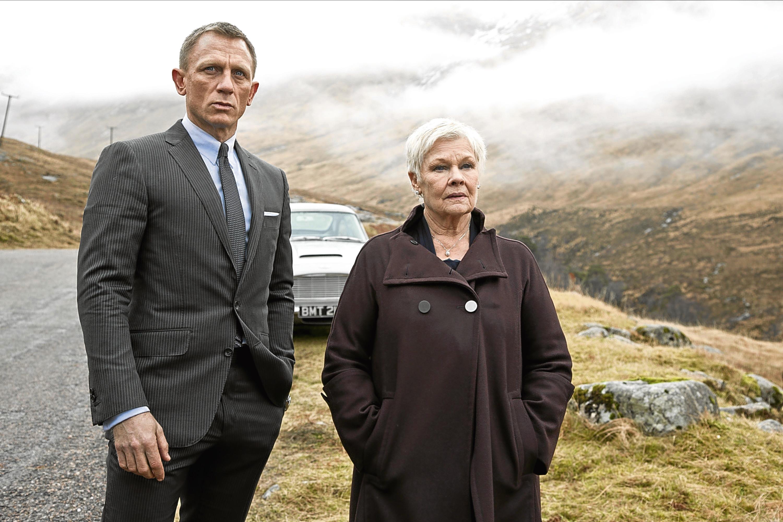 Filming for new James Bond movie begins in Scottish Highlands - Sunday Post