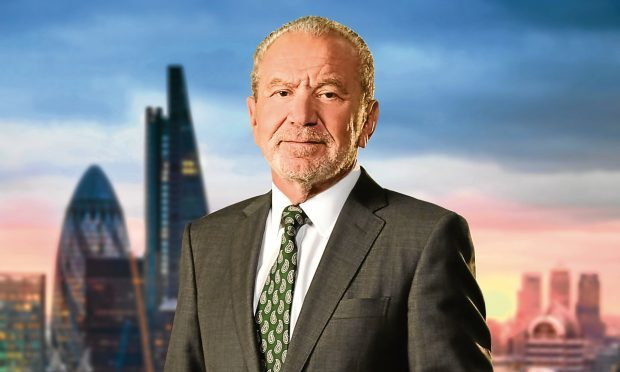 Lord Sugar (PA Photo/BBC/Freemantle Media/Jim Marks)