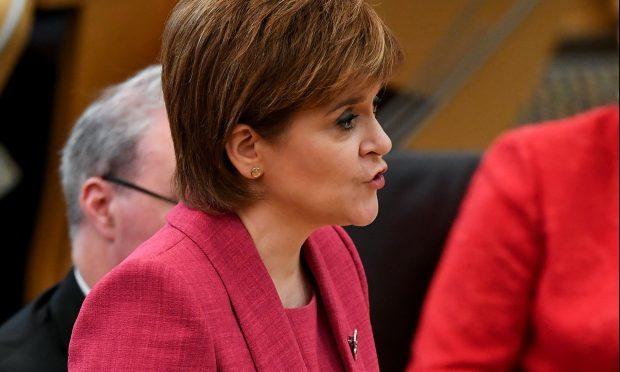 First Minister Nicola Sturgeon (Jeff J Mitchell/Getty Images)