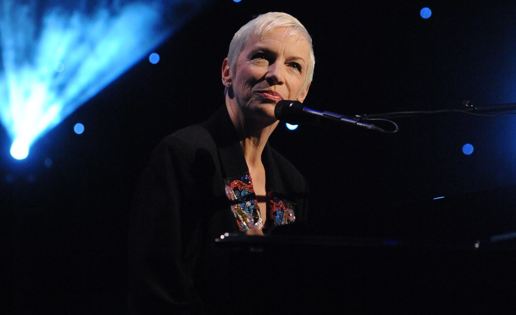 Annie Lennox is among the nominees at this year's awards (Johnny Vy/CBS via Getty Images)