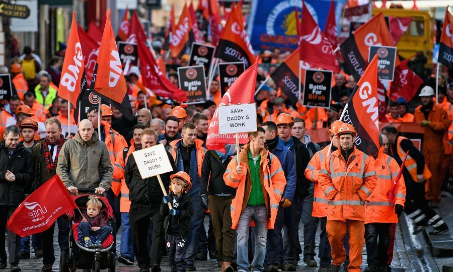 Workers call for action to save BiFab