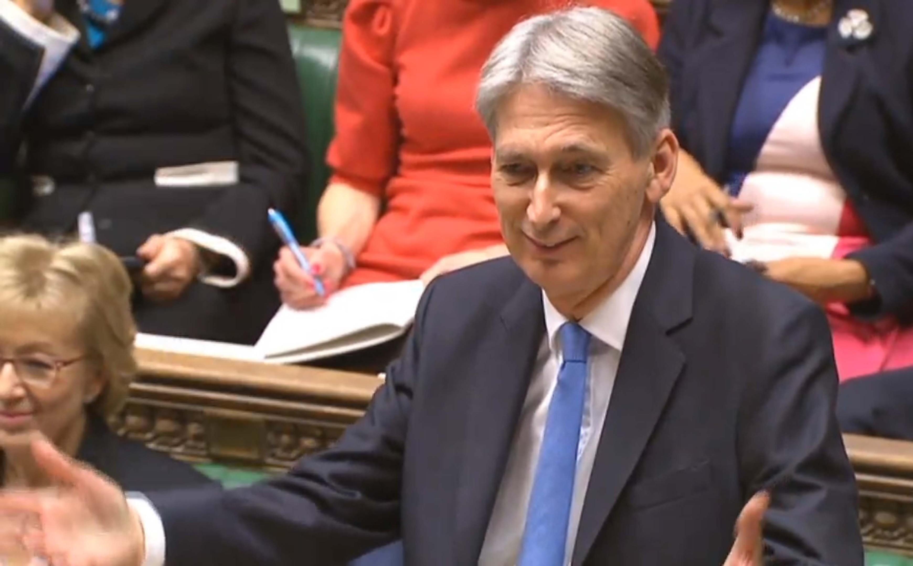 Chancellor Philip Hammond (PA Wire)