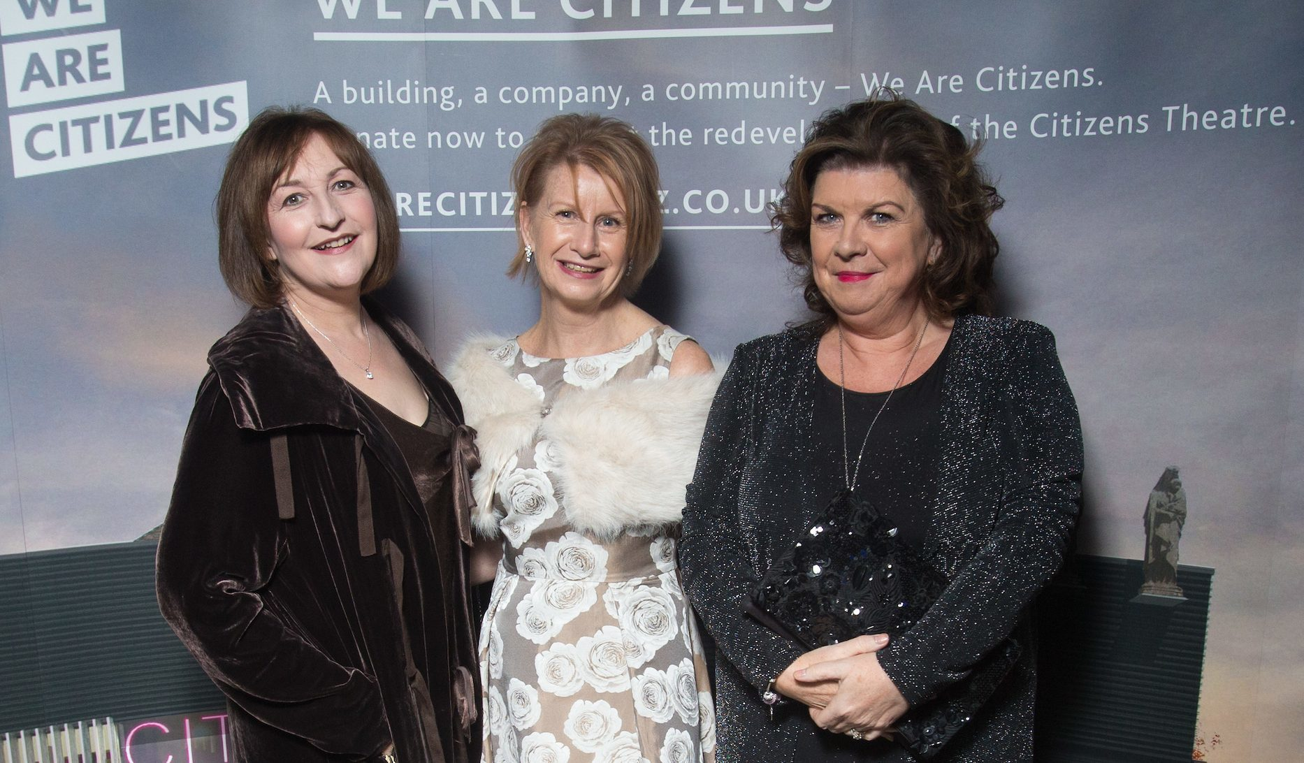 Blythe Duff, Judith Kilvington and Elaine C Smith (Mark F Gibson/Gibson Digital)
