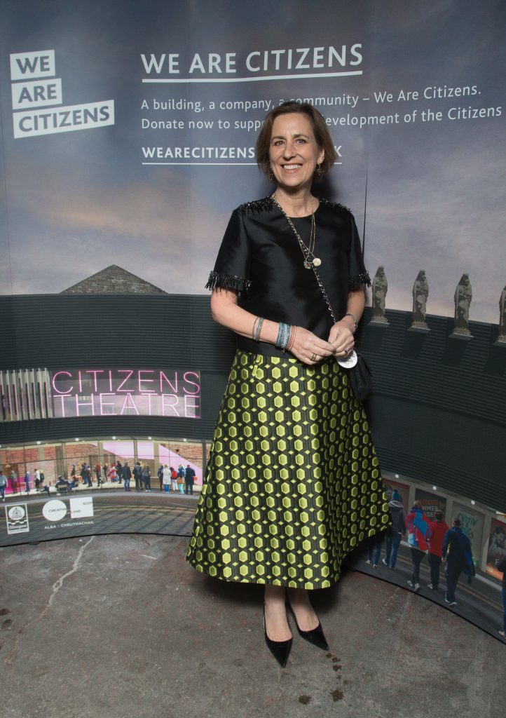 Kirsty Wark at the gala (Mark F Gibson/Gibson Digital)