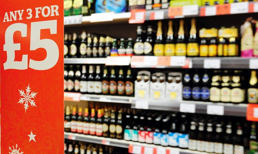 Scotland gets all-clear for minimum alcohol pricing as judges reject appeal