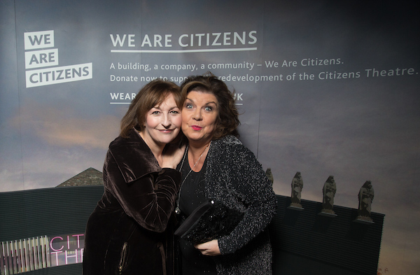 Blythe Duff and Elaine C Smith (Mark F Gibson/Gibson Digital)