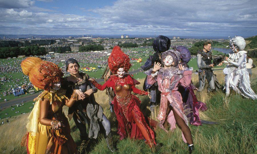 Edinburgh Fringe (Douglas Corrance)