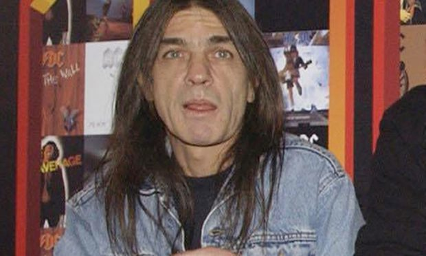 AC/DC co-founder and guitarist Malcolm Young who has died aged 64, the band has announced. (Yuk Moi/PA Wire)