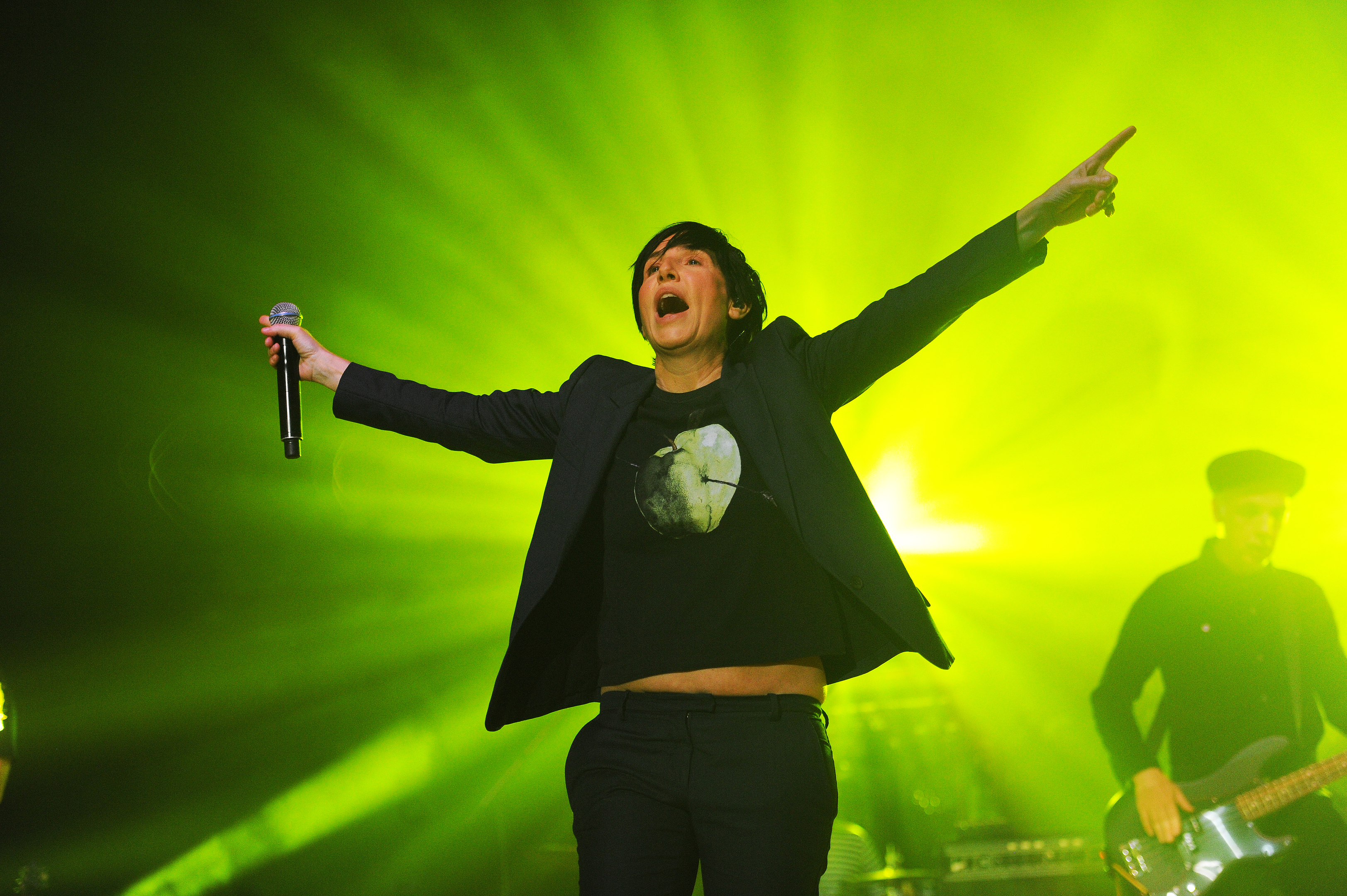 Sharleen Spiteri of Texas, part of our rich musical heritage (Kim Cessford / DC Thomson)