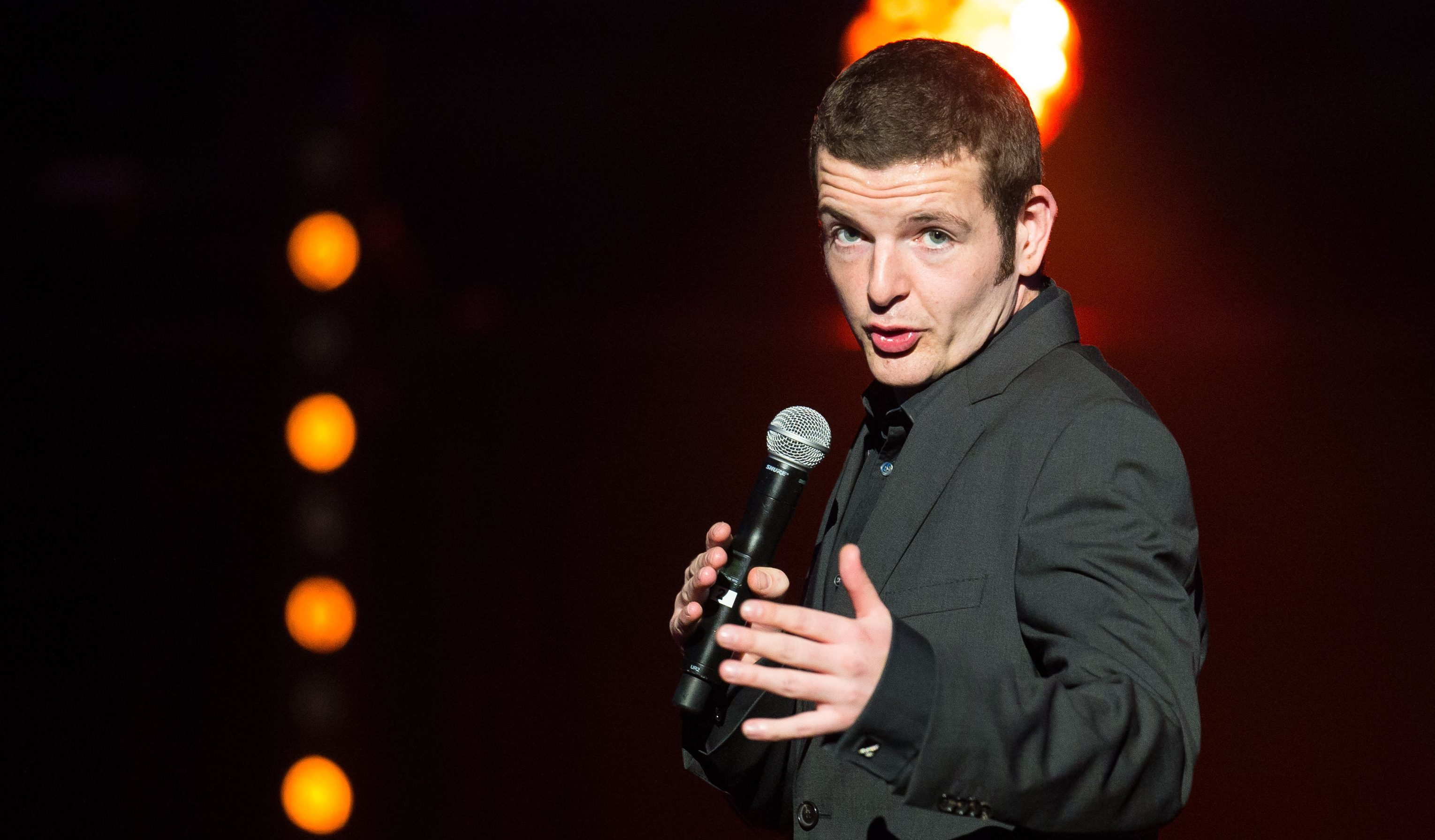 Kevin Bridges (Dominic Lipinski / PA)