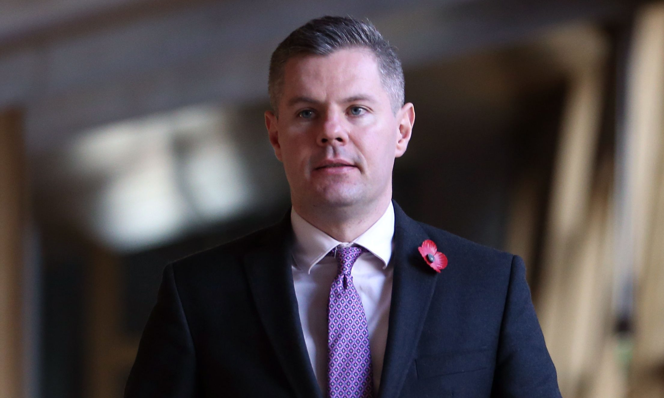 Finance Secretary Derek Mackay will set out the Scottish Government draft Budget on December 12 (Jane Barlow/PA Wire)