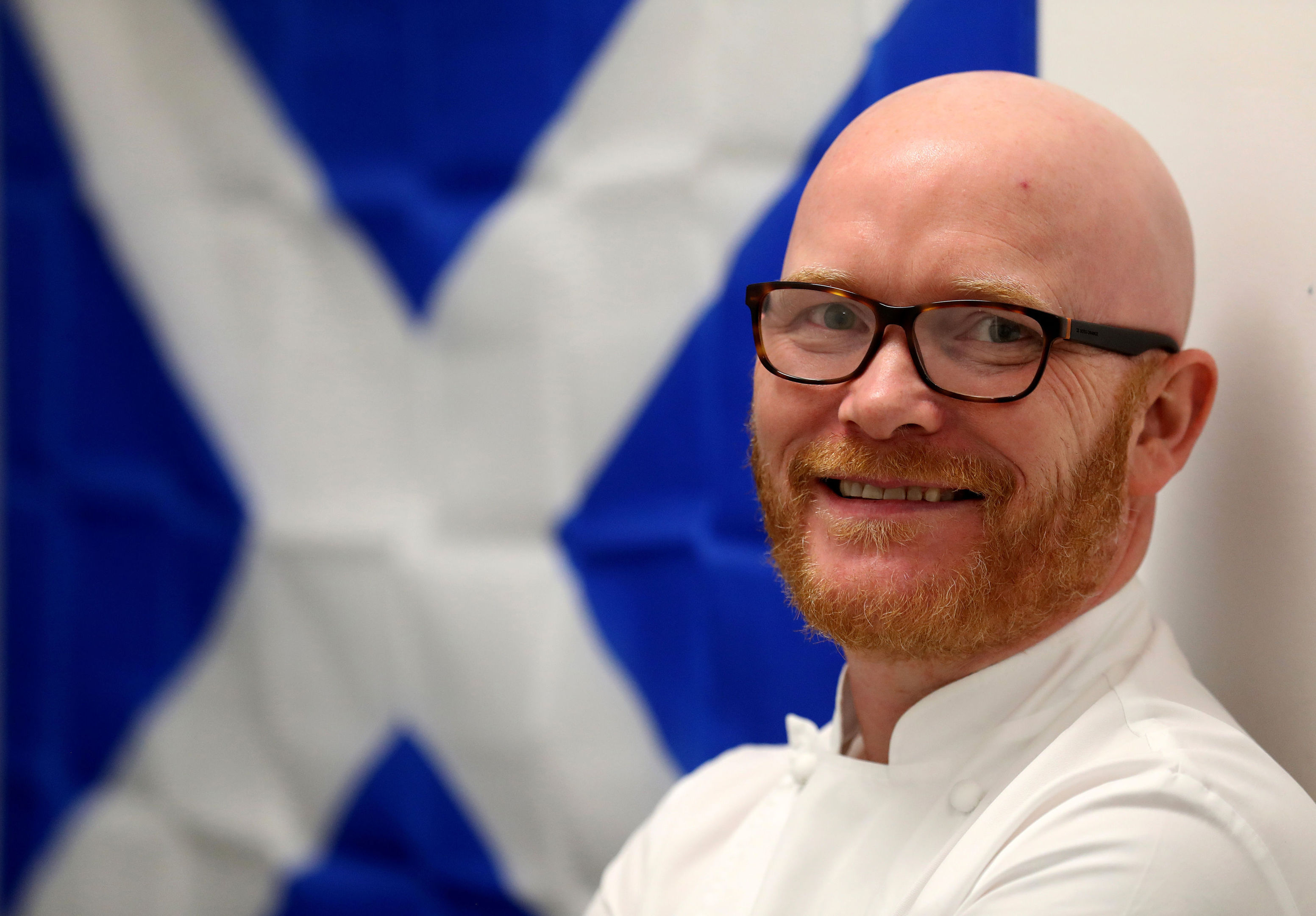 Gary Maclean, who has been named Scotland's first National Chef by the Scottish Government. (Andrew Milligan/PA Wire)