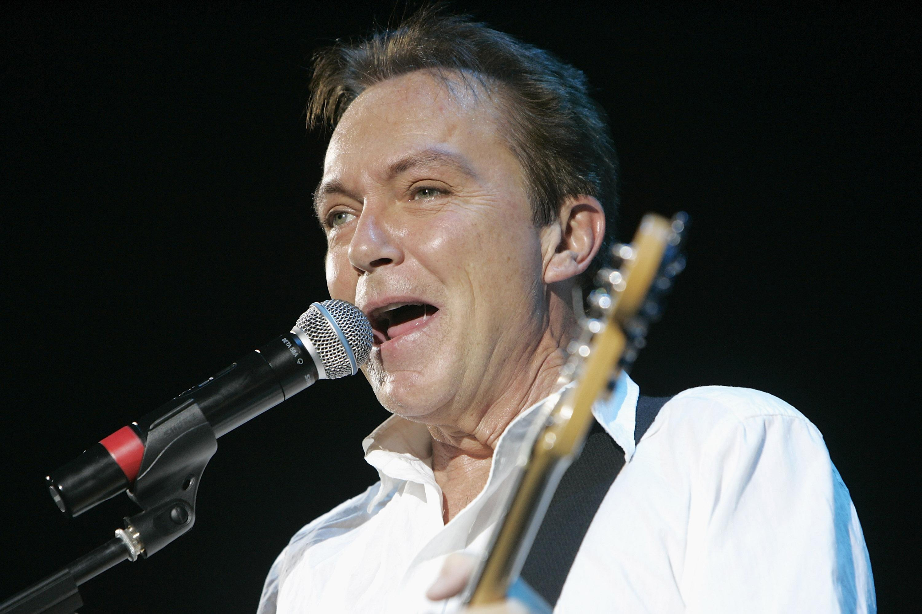 American singer and songwriter David Cassidy, who died aged 67 (PA/PA Wire)