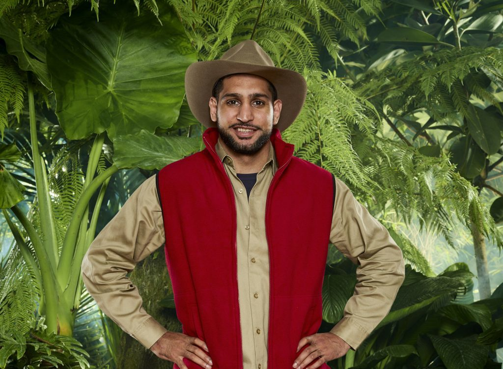 Amir Khan (ITV/PA Wire)