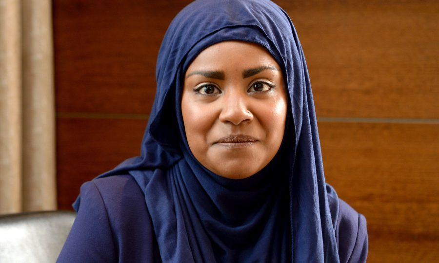 Former Great British Bake Off winner Nadiya Hussain, who has dismissed rumours that she could be in line to take over from Prue Leith as judge (Anthony Devlin/PA Wire)