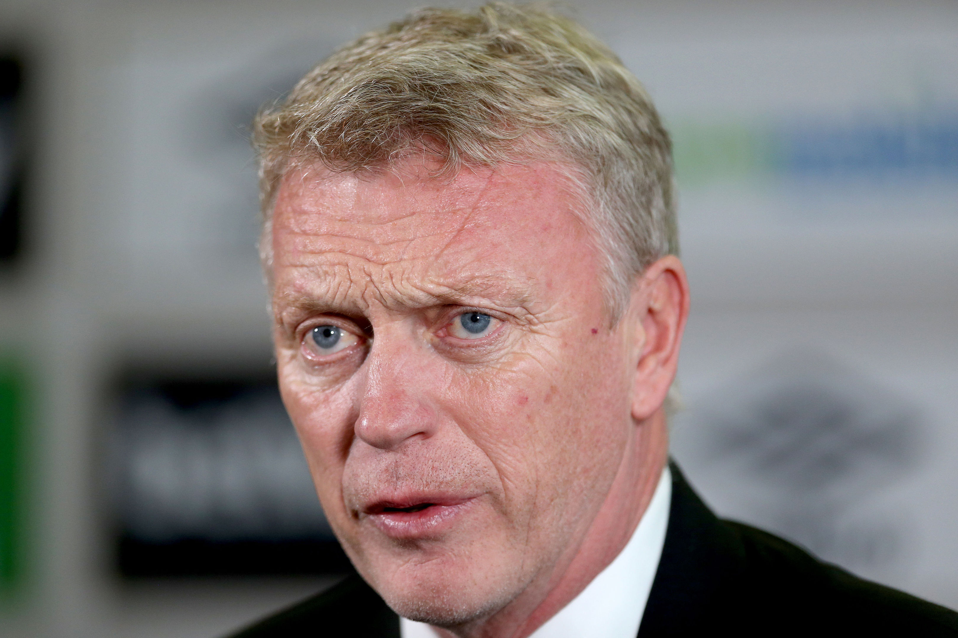 David Moyes was forced to issue a desperate plea for unity after just one game in charge of West Ham (Steven Paston/PA Wire)