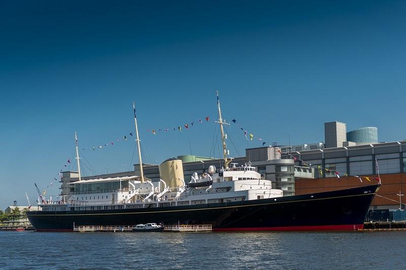 The Royal Yacht Britannia (Marc Millar)