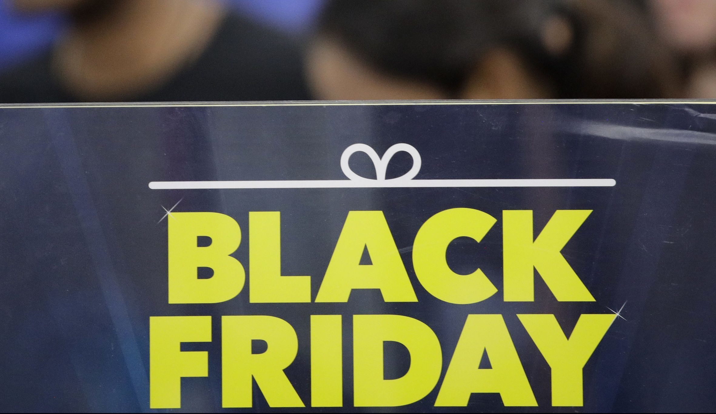 Black Friday (AP Photo/Charlie Riedel)