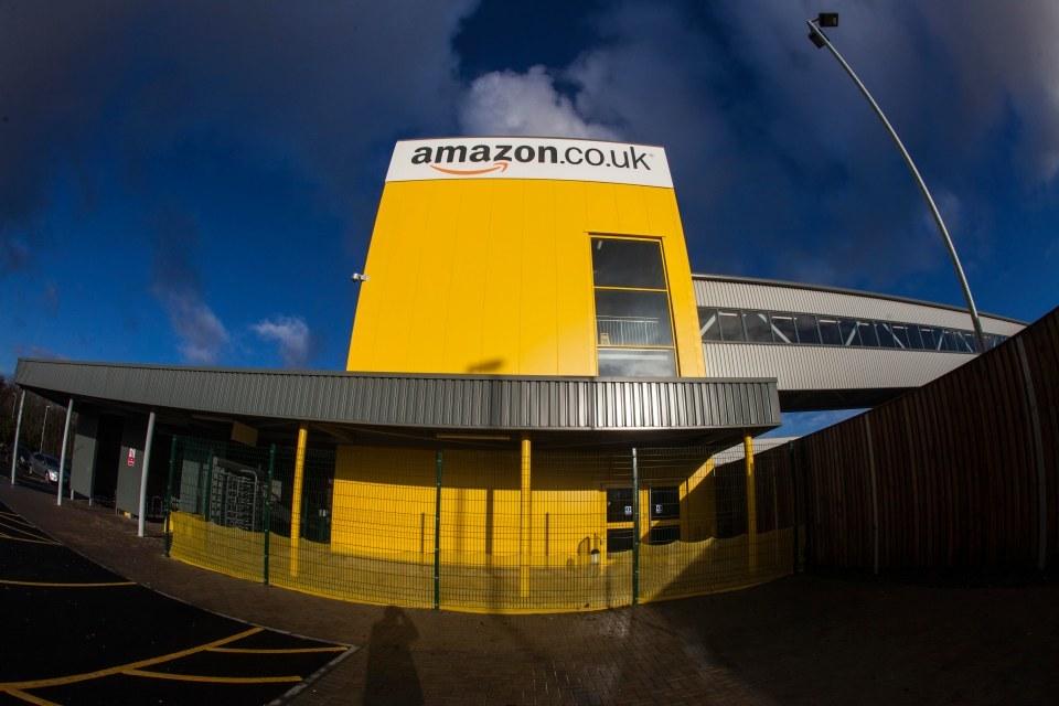Amazon in Dunfermline