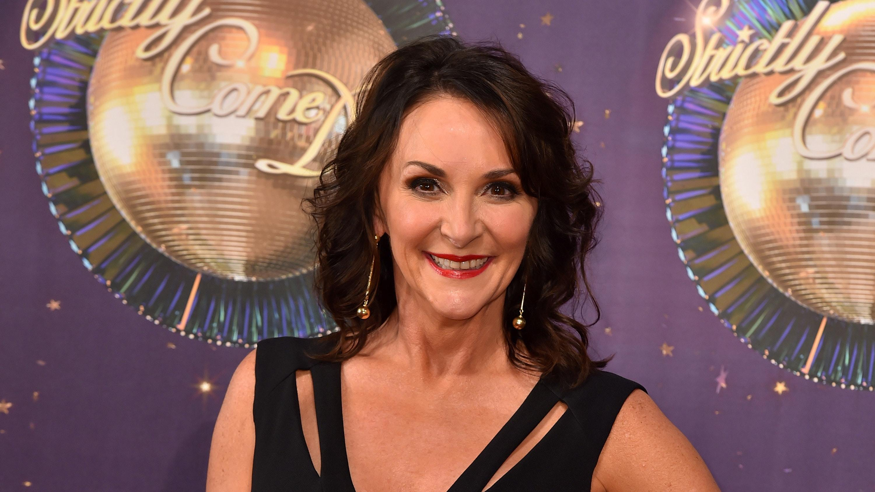 Shirley Ballas had a dance with film star Will Ferrell (Matt Crossick/PA)