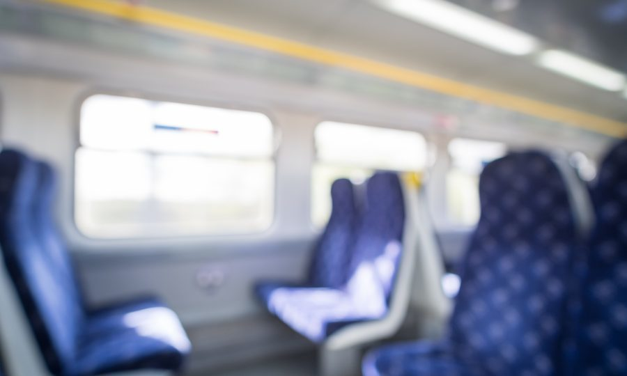 The campaign encourages passengers to spot warning signs and strike up conversations with vulnerable people (iStock)