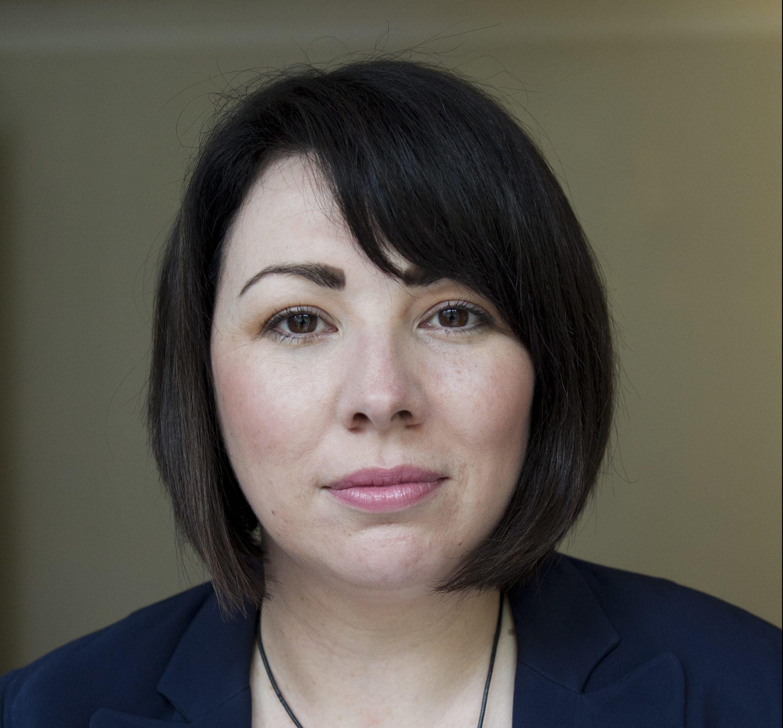Labour MSP Monica Lennon (Andrew Cawley)