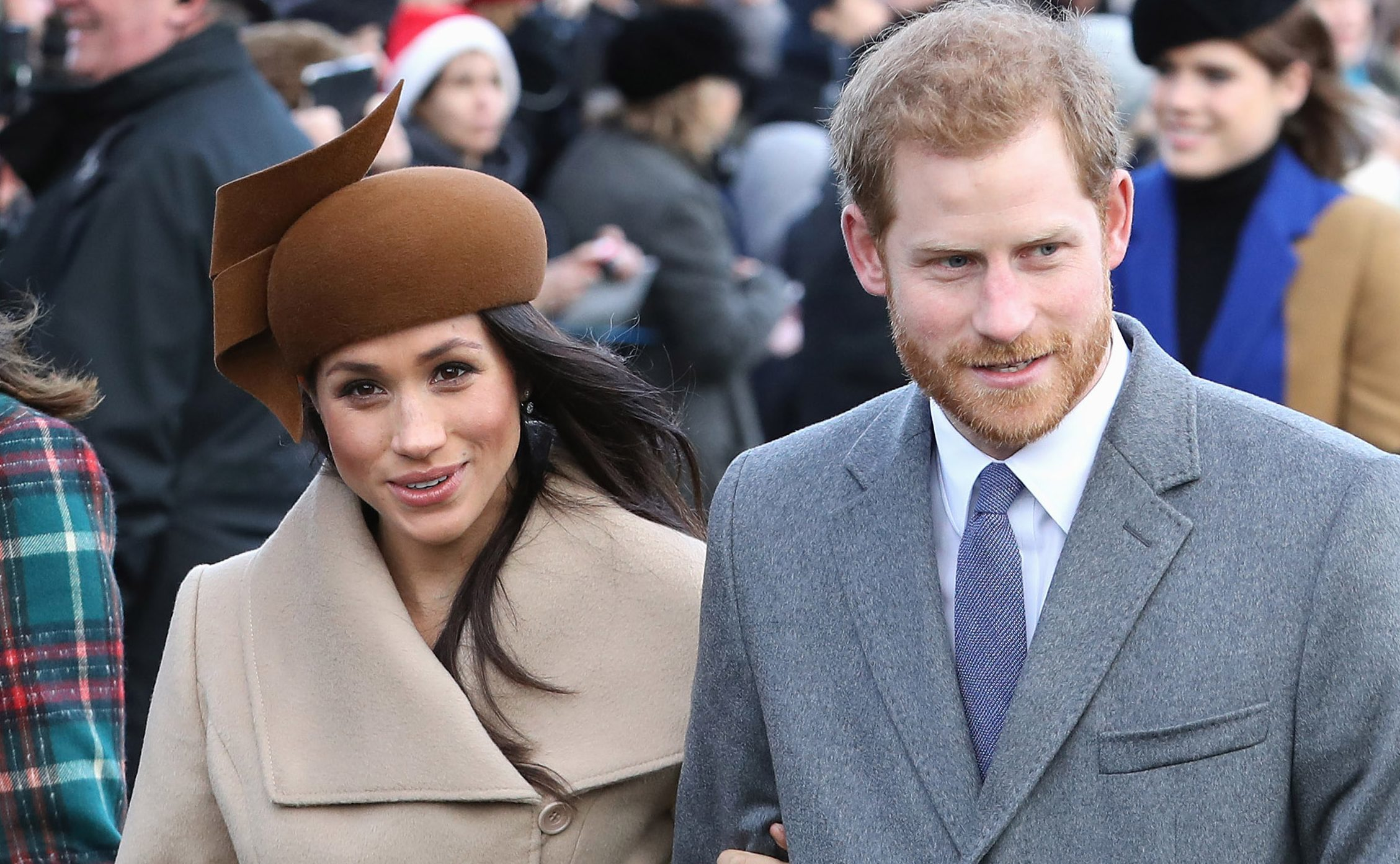 Meghan Markle and Prince Harry (Chris Jackson/Getty Images)