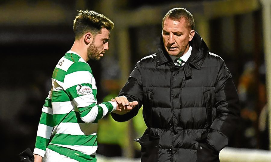 Celtic boss Brendan Rodgers proud of Europa League spot despite Anderlecht loss