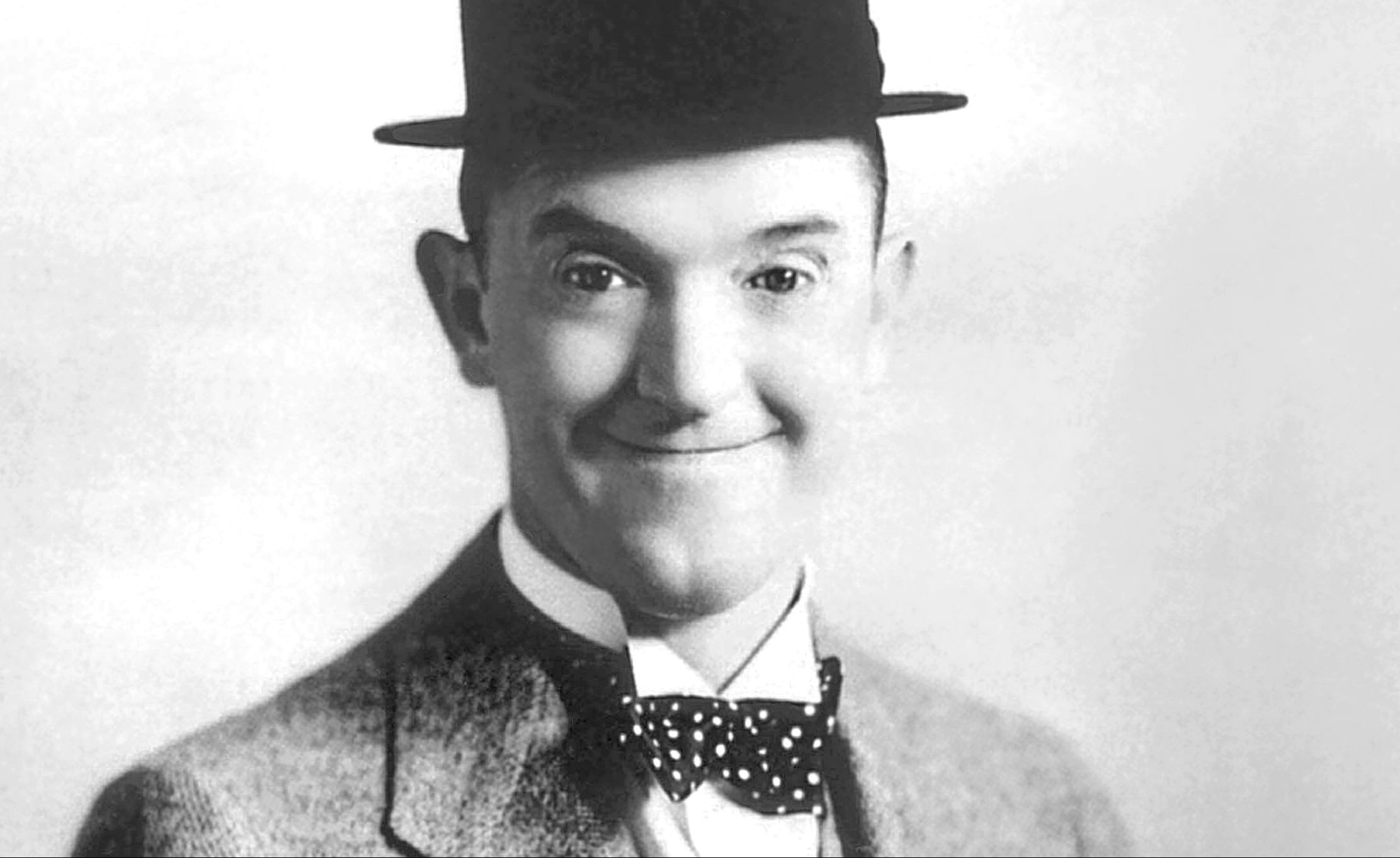 Stan Laurel old