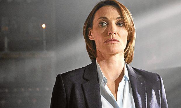 Sarah Parish stars as Bancroft (Justin Slee / ITV)