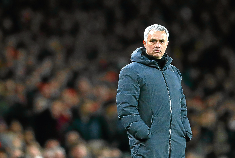 Jose Mourinho (Julian Finney/Getty Images)