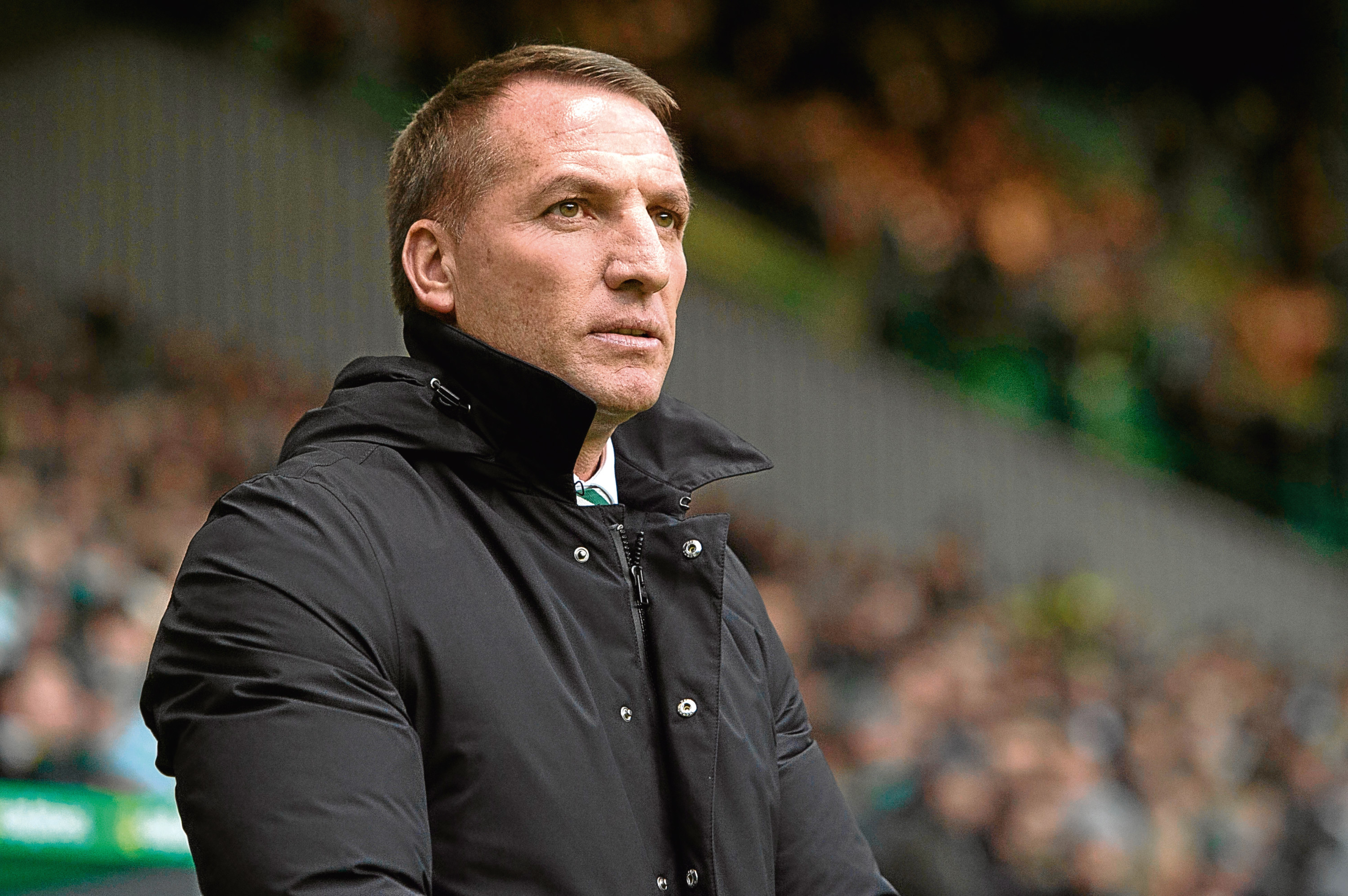 Celtic manager Brendan Rodgers (SNS Group)