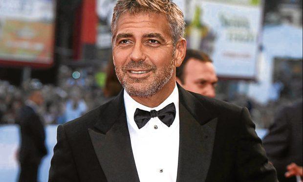 George Clooney (AP)