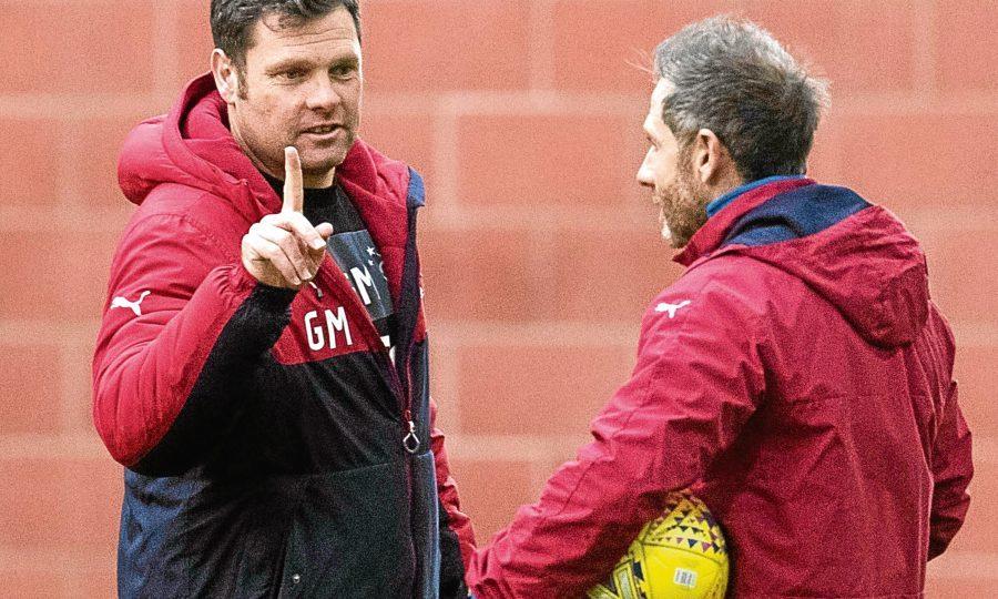 Graeme Murty considers recalling Rangers loan players