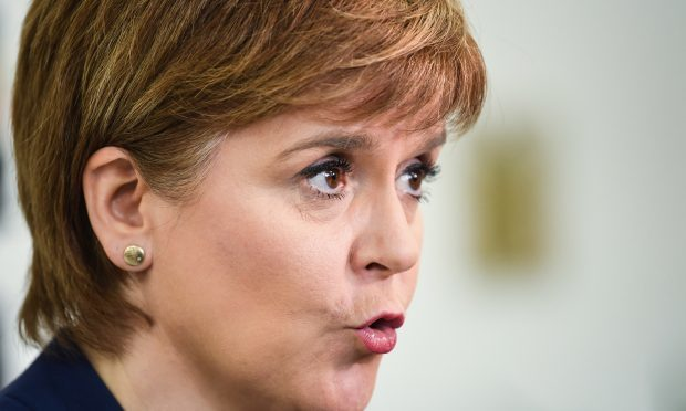 Nicola Sturgeon has responded to the latest developments in the Brexit negotiations (Jeff J Mitchell - WPA Pool/Getty Images)