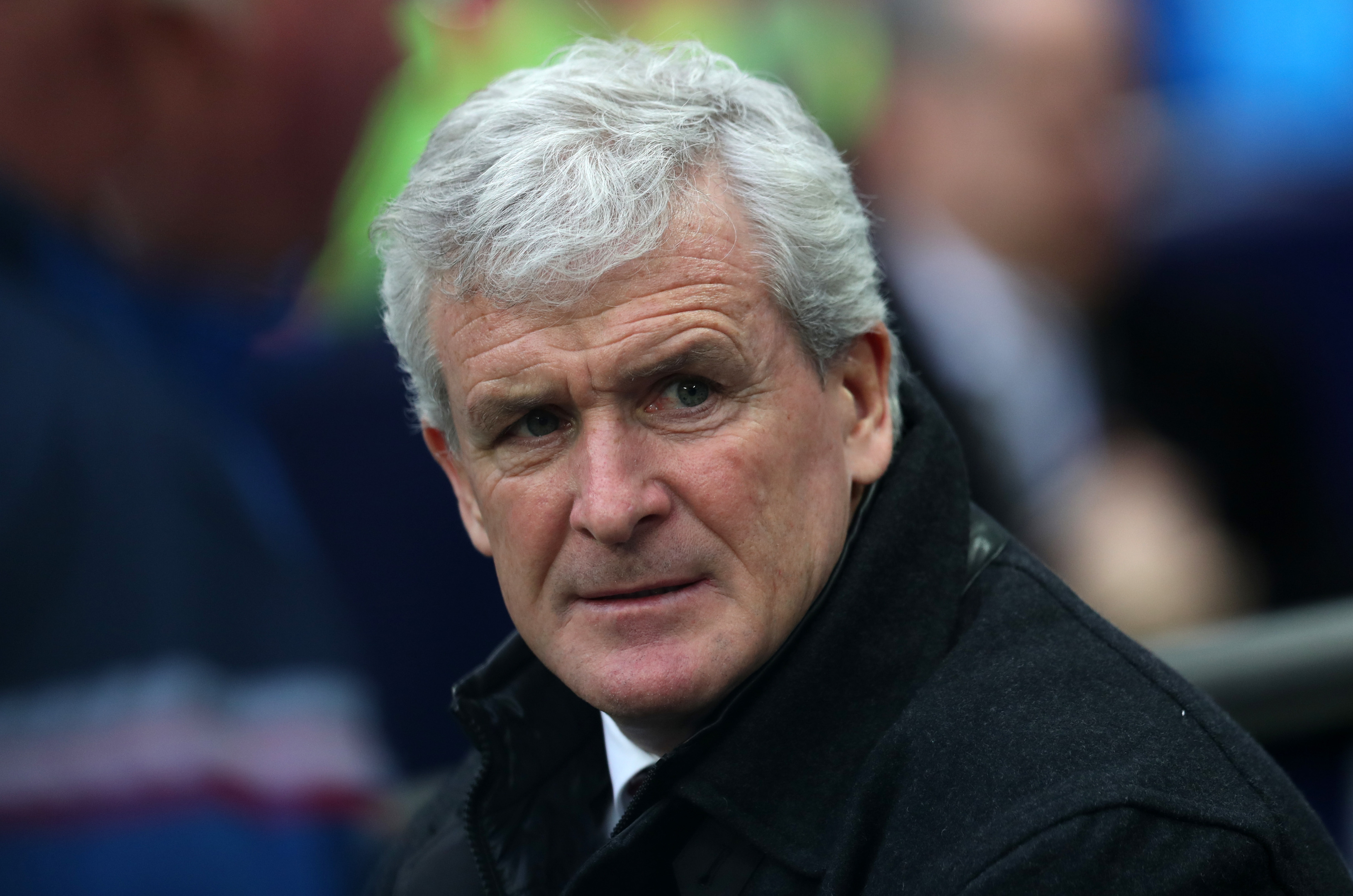 Mark Hughes (Catherine Ivill/Getty Images)
