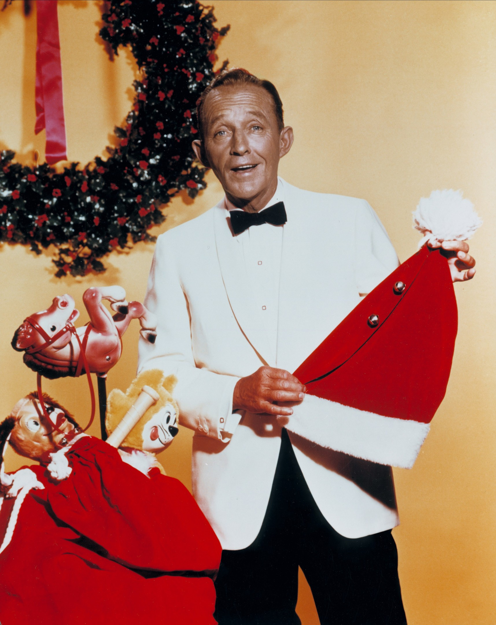 Bing Crosby Christmas.Story Behind The Christmas Song Bing Crosby S White