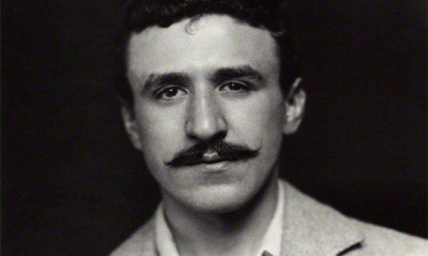 Charles Rennie Mackintosh portrait by James Craig Annan (National Portrait Gallery London)