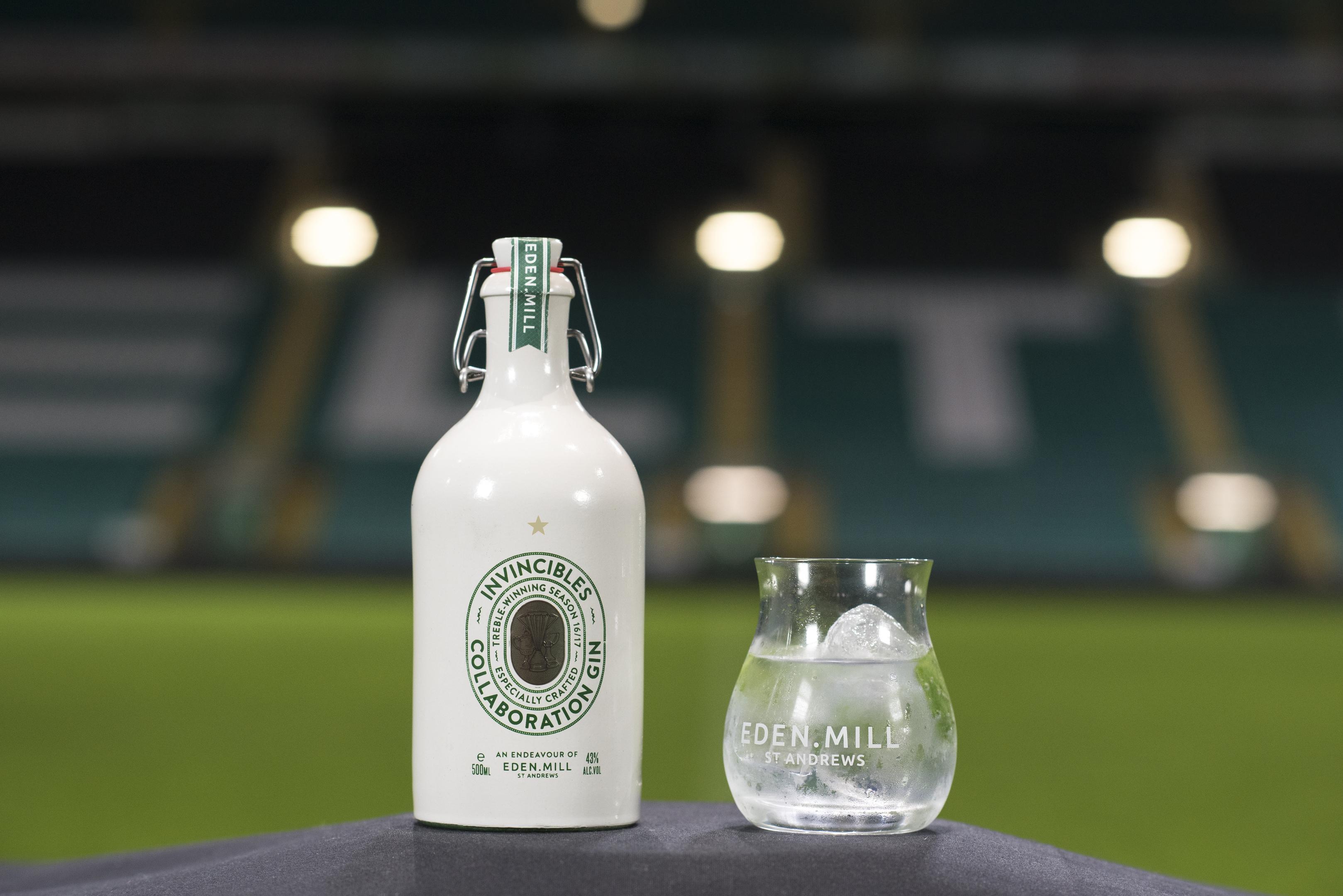 Celtic | Eden Mill Gin. (Stephen Hughes)
