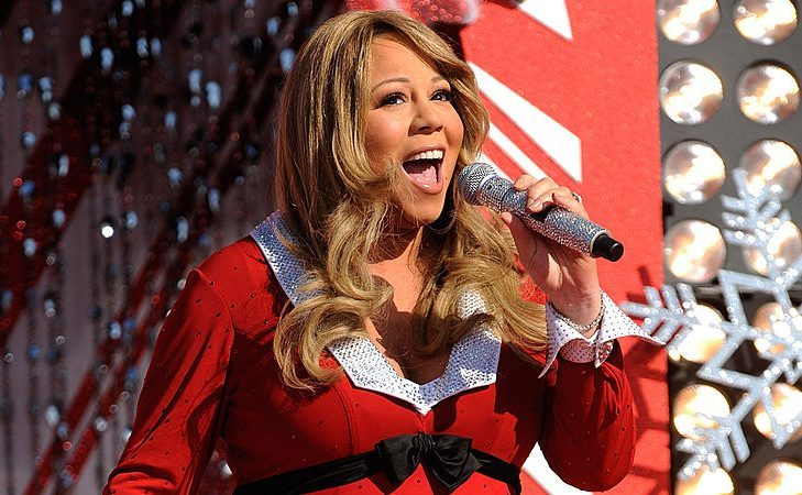 Mariah Carey (Mark Ashman/Disney via Getty Images)