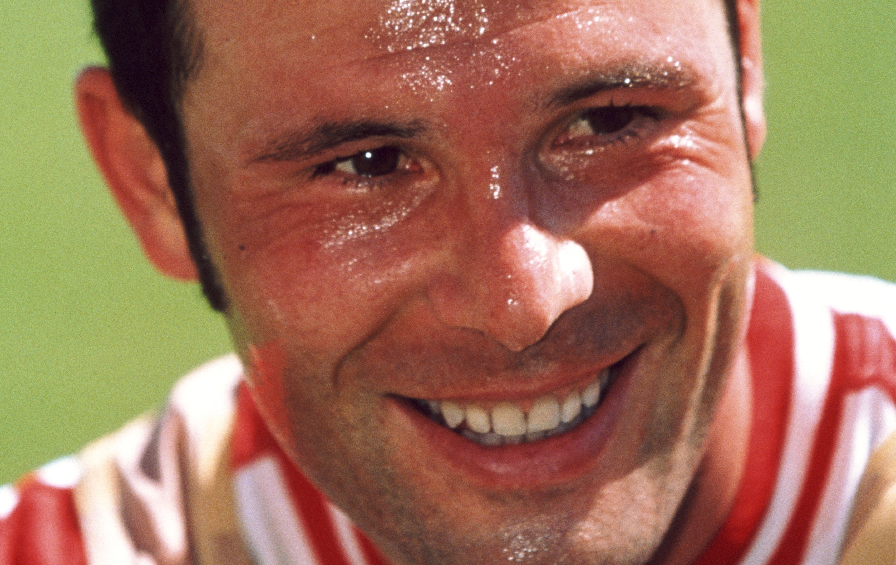 Belgian footballer Jean-Marc Bosman (Getty Images)