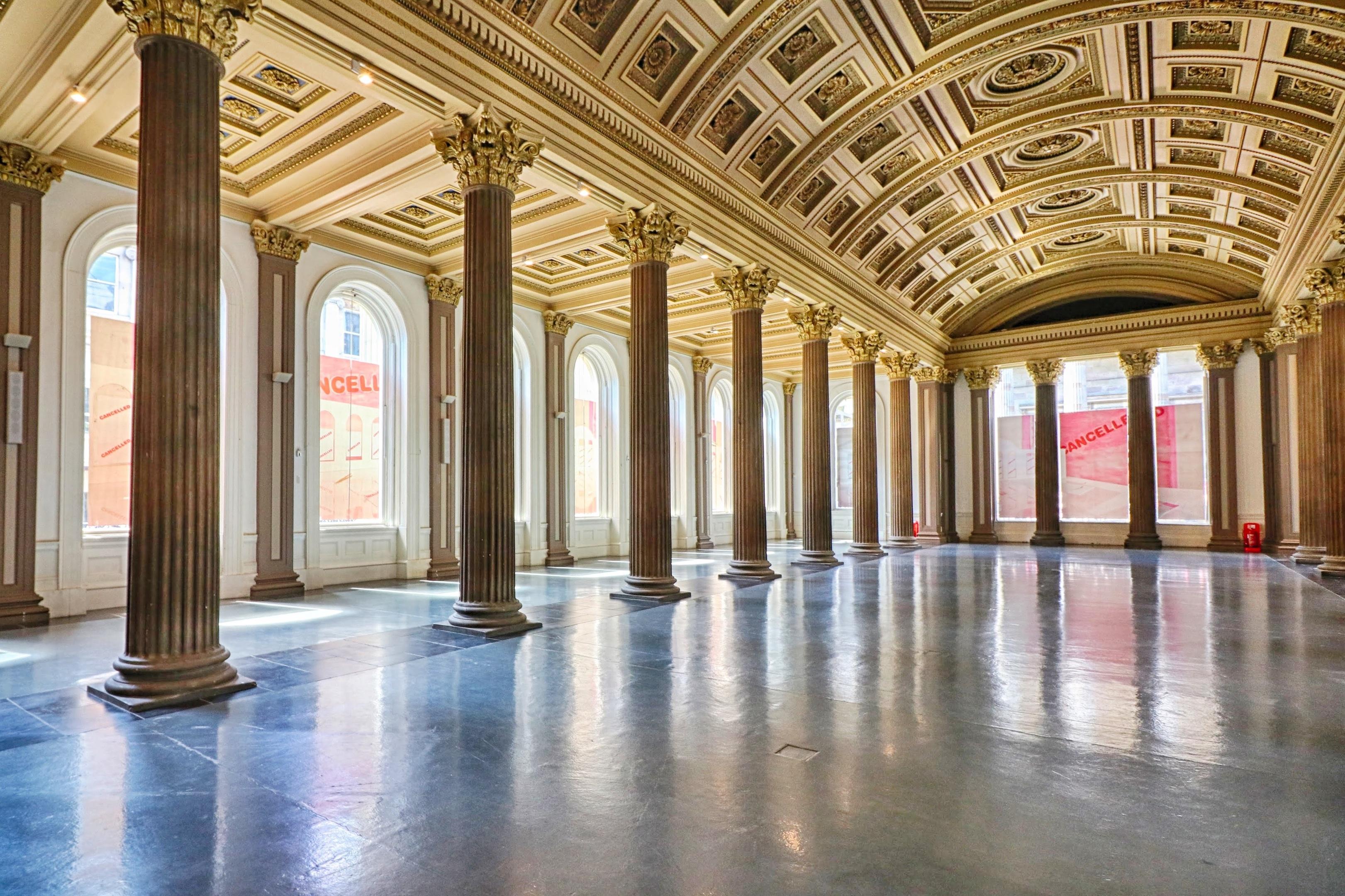 Glasgow S Goma Reveals 108 000 Visitors Enjoyed Cancelled