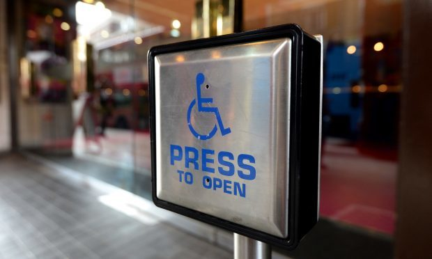 The Leonard Cheshire Disability charity said its poll of more than 500 employers showed that one in five managers say they would be less likely to employ a disabled person, believing they would struggle to do the job or citing concerns about the cost of workplace adjustments. (Andrew Matthews/PA Wire)