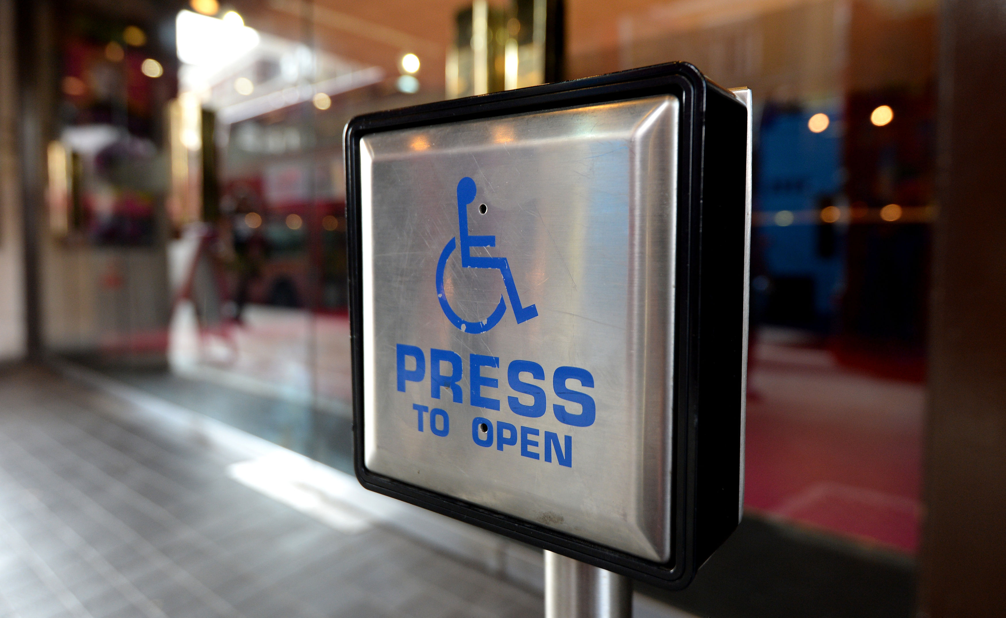 Why Are There So Many More Disabled >> Charity Says Too Many Employers Have Wrong Idea About Hiring