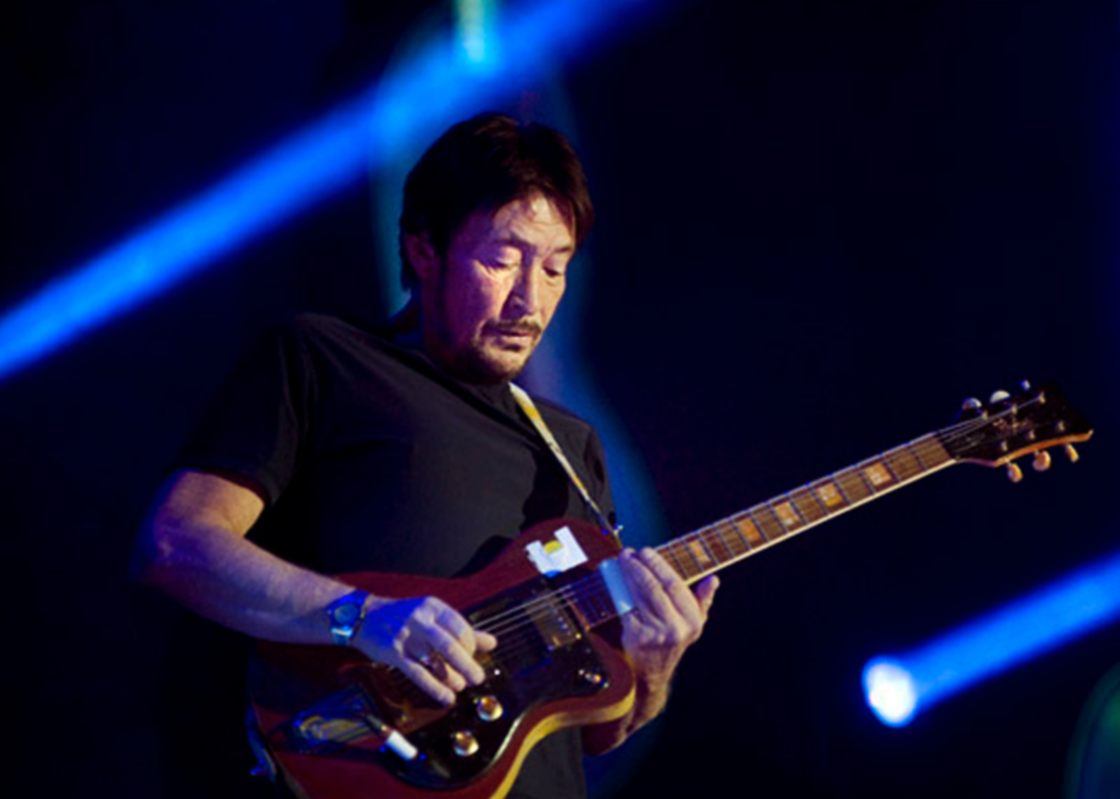Chris Rea (PA Photo)