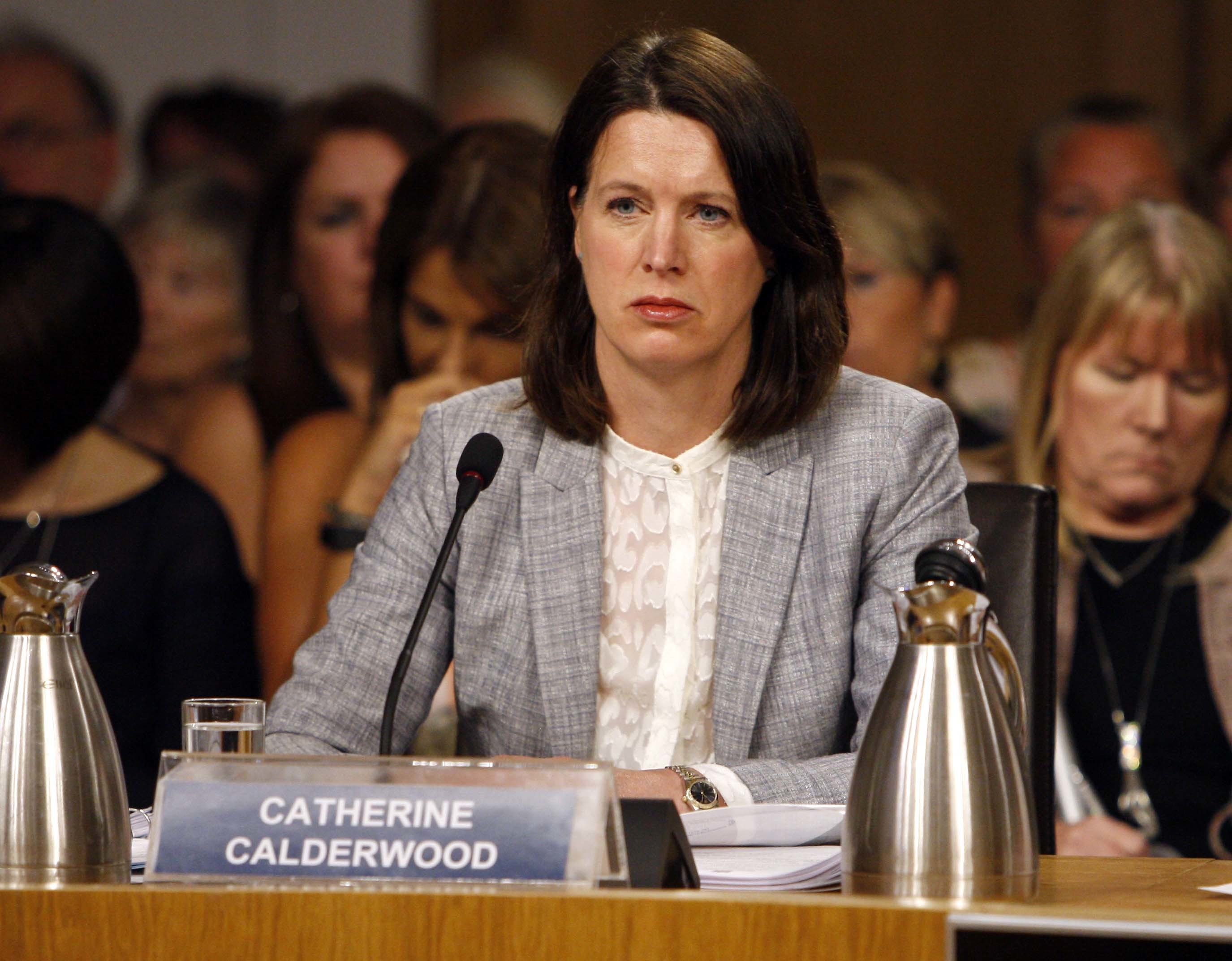 Catherine Calderwood, Chief Medical Officer, (Andrew Cowan/Scottish Parliament)