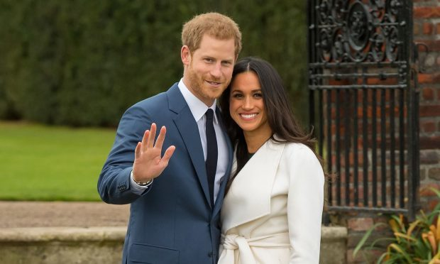 Prince Harry and Meghan Markle are to marry on May 19 2018 (PA)