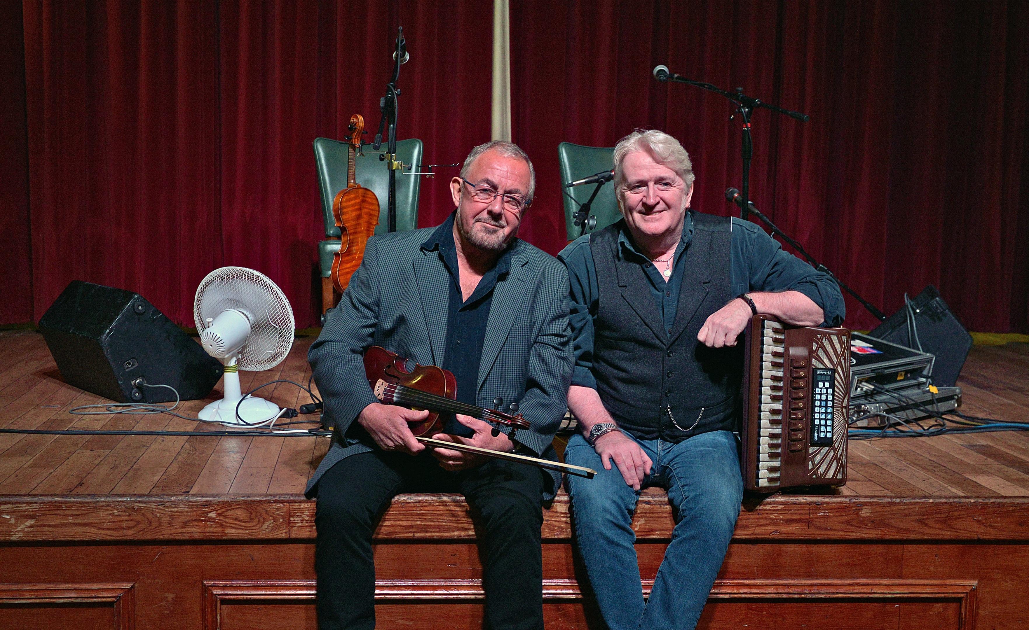 Phil Cunningham & Aly Bain