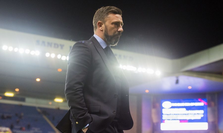Rangers target Derek McInnes won't be taking Aberdeen's media conference this afternoon