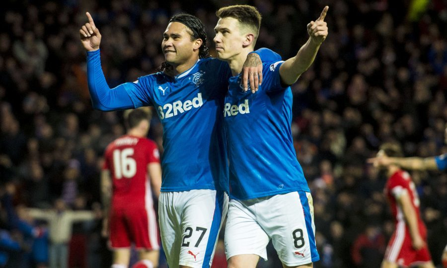 Dons boss insists Rangers speculation not impacting on his club